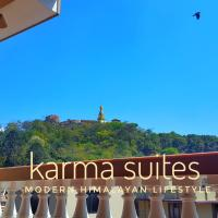 Boutique Tibetan Twin Room at Karma Suites