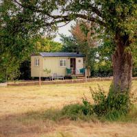 The Abberton Shepherds Hut Retreat