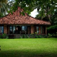 Seafront Villa on Java West Coast, Indonesia