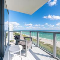 Luxurious 3 Bedroom Oceanfront Apartment