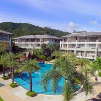 Two Bedrooms Apartment on Nai Thon beach by Green Way