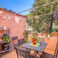 Romantic Trastevere Fienaroli whit lovely Terrace
