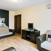 3-Room Apartment on Smolensky