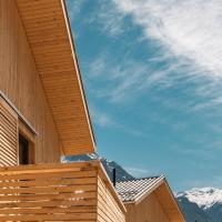 Holiday Home Chalet Montafon.11