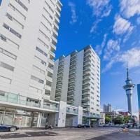 Two Bedroom Auckland CBD Apartment