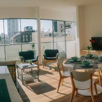 Nachlat Binyamin Bauhaus Luxury Apartments