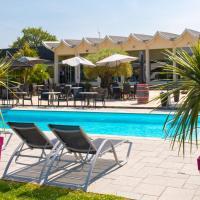 Brit Hotel Nantes Vigneux - L'Atlantel