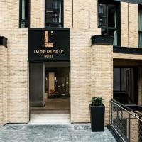 L'Imprimerie Hôtel