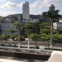 Apartamento na Praia da Enseada - Guaruja