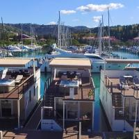 Floating Sea House Marina Portorose Lux