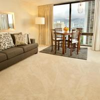 Waikiki Sunset 1 bedroom with two beds
