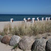 Ferienwohnung direkt am Strand der Ostsee