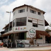 Bambu Hostel Mahahual