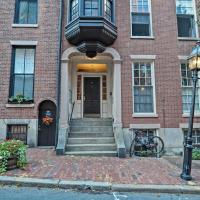 Iconic Beacon Hill Apartment on Quiet Street
