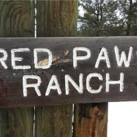Red Paws Ranch Home
