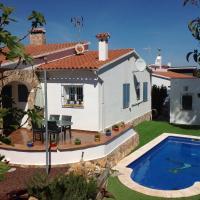 Delightful Villa close to the beach