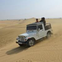 Desert tour planner