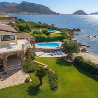 Villa Mimosa con piscina