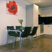 Three bed apartment in Media City