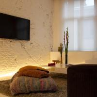 beautiful duplex apartment
