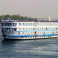 M/S Hapi 5 Nile cruise - 03 & 07 Nights each Tuesday from Luxor - 04 Nights each Friday from Aswan