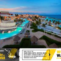 Hard Rock Hotel Riviera Maya- Heaven Section (Adults Only) All Inclusive