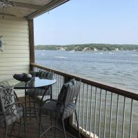 Beautiful 2 Level Condo with Main Channel View