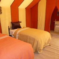 Akabar luxury desert camp