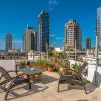 Rooftop TLV Apartment
