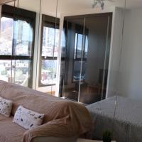 Apartamento moderno nucleo Santa Cruz