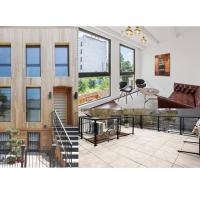 Elegant/New 2 Bedroom Apartment in Williamsburg with Private Roofdeck