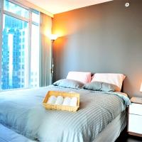 Comfortable 1 BDR Condo in Downtown Vancouver