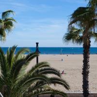 Apartamento playa Las Arenas