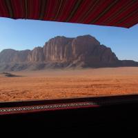Wadi Rum Defallh Beduin Camp