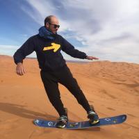 Merzouga Camel Tour