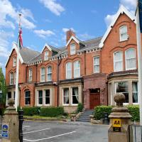 BW Hallmark Hotel Manchester Willow Bank