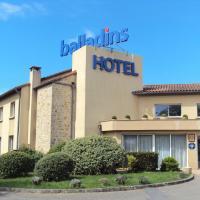 Hôtel Balladins Villefranche-de-Rouergue
