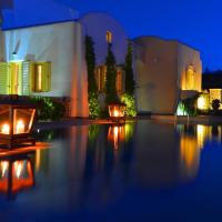Condo Hotel  Pleiades Eco Houses Opens in new window