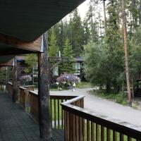 Sunwapta Falls Rocky Mountain Lodge