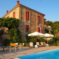 Villas  Molyvos Manor Opens in new window