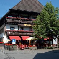 Gasthaus-Krone-Post