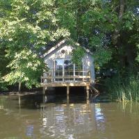 La cabane sur l'eau