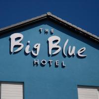 The Big Blue Hotel - Blackpool Pleasure Beach