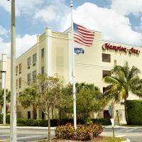 Hampton Inn West Palm Beach Central Airport