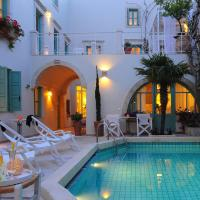 Mythos Suites Hotel Opens in new window