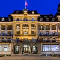 Hotel Royal St Georges Interlaken Mgallery by Sofitel