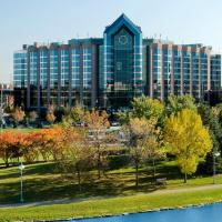 Hilton Suites Toronto-Markham Conference Centre & Spa