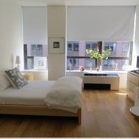 Studio Apartment Wall Street