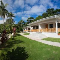 Anse Soleil Beachcomber Self-Catering Chalets