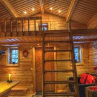 Cottage On Wild River In Lapland/Sweden